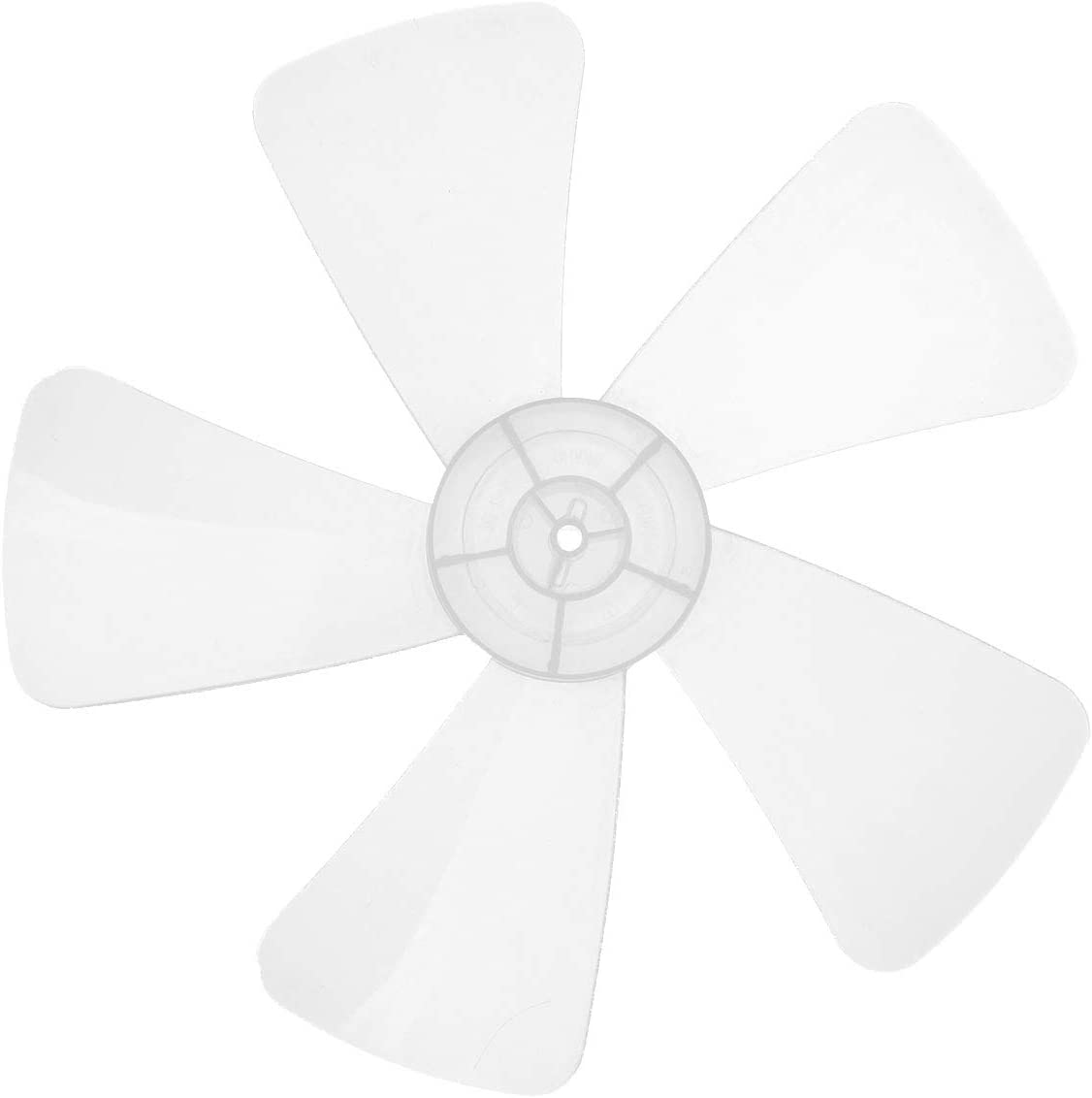 12 Inch Plastic Large Fan Blade Three Leaves for Pedestal Fan Stand//Table Fanner