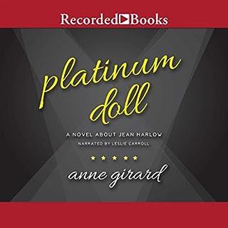 Platinum Doll audiobook cover art