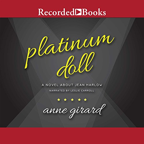 Platinum Doll audiobook cover art