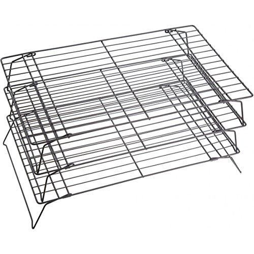 Kitchen Craft - Rejilla Antiadherente de 3 Pisos para Enfriar (40 x...