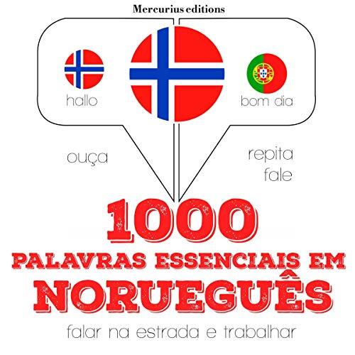 1000 palavras essenciais em norueguês cover art