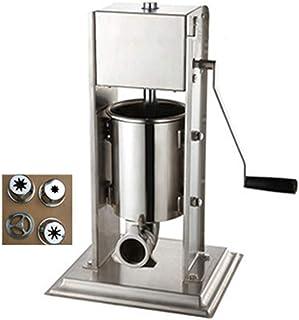 3Lスペインチュロスマシンスペインドーナツマシンラテンフルーツメーカー、機械/チュロスメーカーフィラーマシンを作る3Lマニュアルチュロス