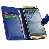 ikracase Tasche für Switel eSmart M2 M3 Hülle Hülle Etui Handy-Tasche Schutzhülle Handy-Hülle in Blau