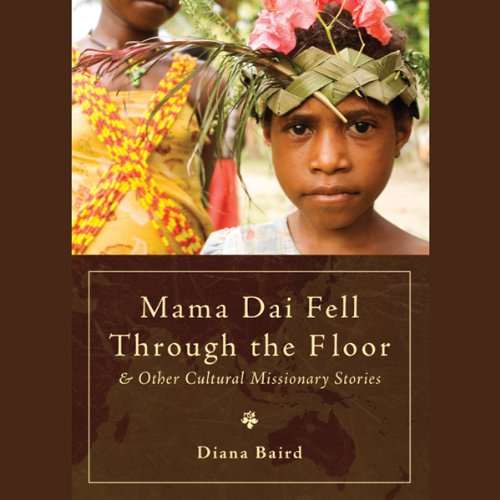 Mama Dai Fell Through the Floor audiobook cover art