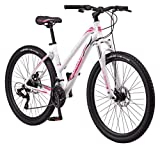 Mongoose Switchback Trail Adult Mountain Bike, 21 Speeds, 27.5-Inch Wheels, Mens Aluminum Medium...
