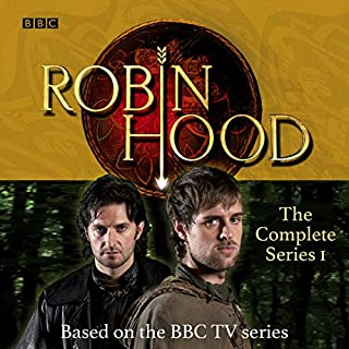 Robin Hood: The Complete Series 1 audiobook cover art