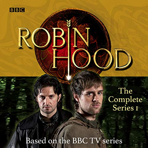 Robin Hood: The Complete Series 1 cover art
