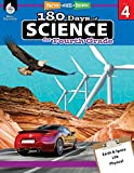 180 Days of Science: Grade 4 - Daily Science Workbook for Classroom and Home, Cool and Fun Interactive Practice, Elementary School Level Activities ... Challenging Concepts (180 Days of Practice)