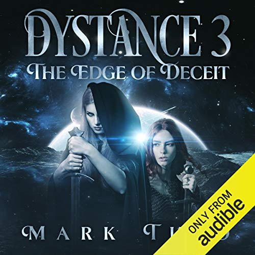 The Edge of Deceit audiobook cover art