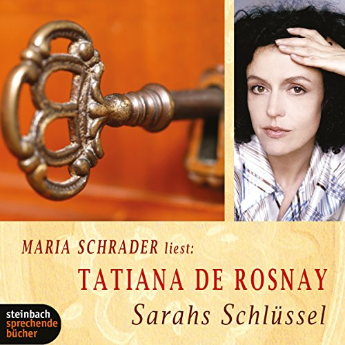 Sarahs Schlüssel                   By:                                                                                                                                 Tatiana de Rosnay                               Narrated by:                                                                                                                                 Maria Schrader                      Length: 6 hrs and 25 mins     Not rated yet     Overall 0.0