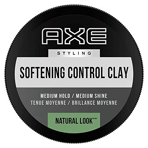 Axe Natural Look Softening Hair Cream 2.64 oz (Pack of 3)