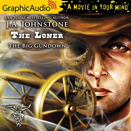 Couverture de The Big Gundown [Dramatized Adaptation]