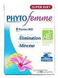 SuperDiet Phytofemme 45 + Frêne Eliminazione Bio 120 compresse