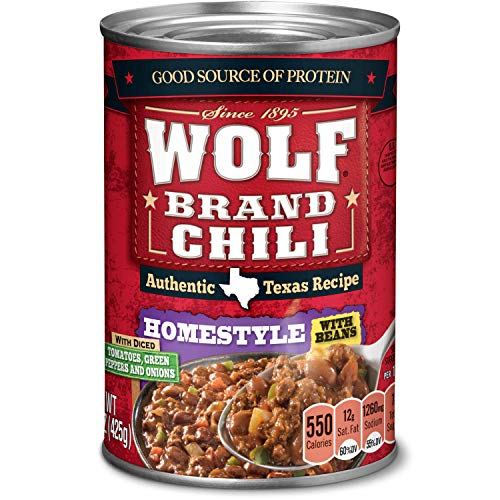 3. Best Canned Chili