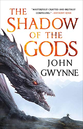 The Shadow of the Gods (The Bloodsworn Trilogy Book 1)