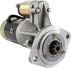 DB Electrical SHI0198 New Starter For 960 Mustang Skid Steer Loader 1994 1995 1996 1997 1998 94 95 96 97 98, Isuzu Engine 4Bj1 S13-136 111683 S13-111 8944104090 8970848770 410-44102 2-2006-HI