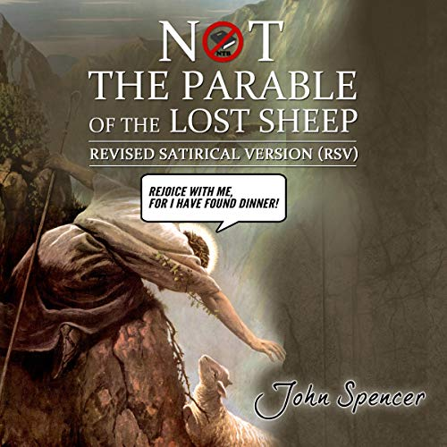 Not the Parable of the Lost Sheep cover art