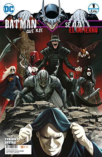 El Batman que ríe: Se Alza El Infierno núm. 01 De 4 (El Batman que ríe: Se alza el infierno (O.C.))
