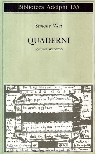 Quaderni: 2