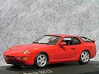 1/43 ポルシェ 968 CS 〓 1993 Red 〓 Porsche