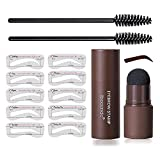 Best Eyebrow Stencils - Eyebrow Stamp, One Step Eyebrow Stamp Shaping Kit Review