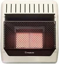 ProCom Heating INC MG2TIR 18,000 BTU Dual Fuel Vent-Free Infrared Wall Heater