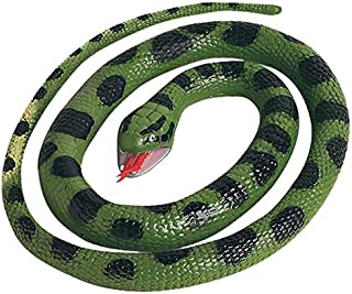 "Wild Republic Snake Anaconda 46"", Green & Black [986242]"
