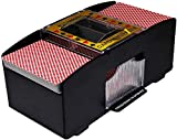 Barajadoras automáticas de cartas,máquina barajadora elect