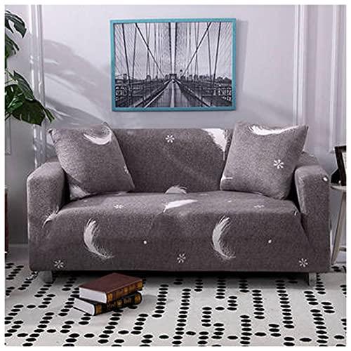 CXQD Sofabezug Sofa Überwürfe Elastische,Stretch Sofabezug Couchbezug 1/2/3/4 Sitzer Sofa Schonbezüge Elastischer Antirutsch Sofahusse Möbelschutz