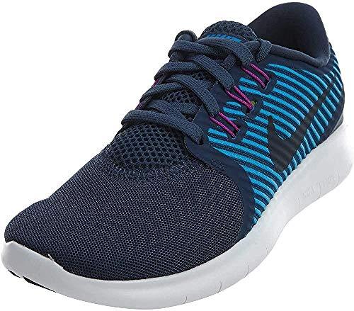 Nike Wmns Free RN CMTR, Zapatillas de Running Mujer, Negro (Anthracite/Cl Grey-GMM Bl-Vlt), 37 1/2