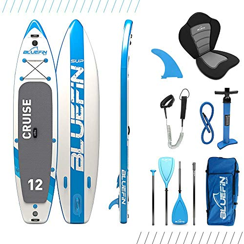 Bluefin SUP Stand Up Inflatable Paddle Board with...