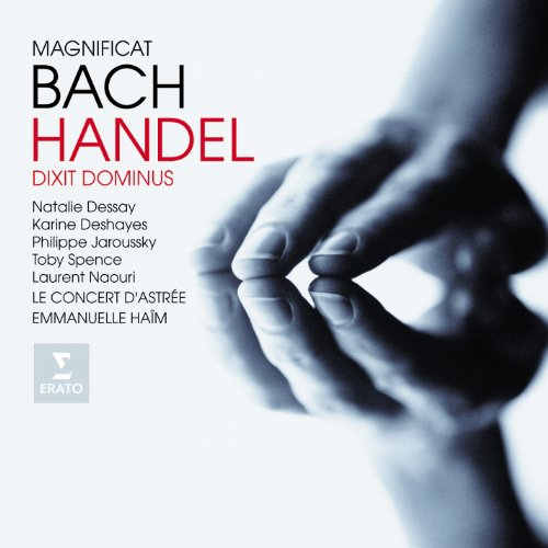 Emmanuelle Ha'M/Le Concert D`A - Handel. Dixit Dominus & Bach.