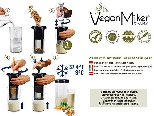Vegan Milker Accesorios para batidoras de mano