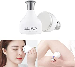 Hurell Face Facial Cooler Cooling Therapy Stone Massage Reduce Skin Temperature Swelling Bruise Relieve Skin Trouble Muscle Pain