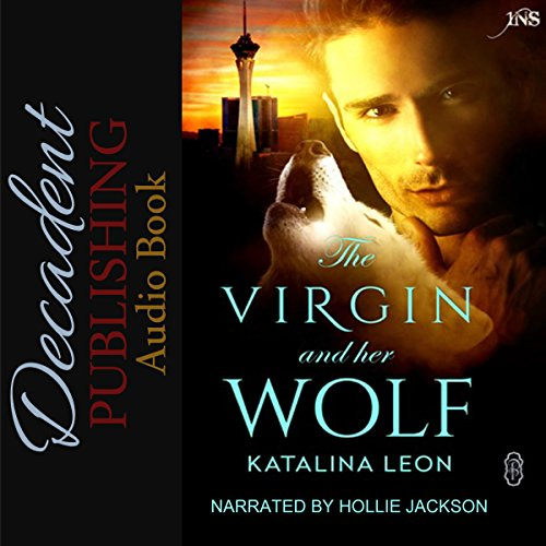 The Virgin and Her Wolf audiobook cover art