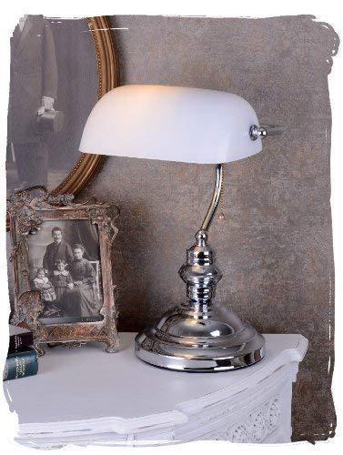 Bankerslamp/Schreibtischlampe/Banker-Lampe/Banker-Leuchte/Pultleuchte, echter Klassiker im...