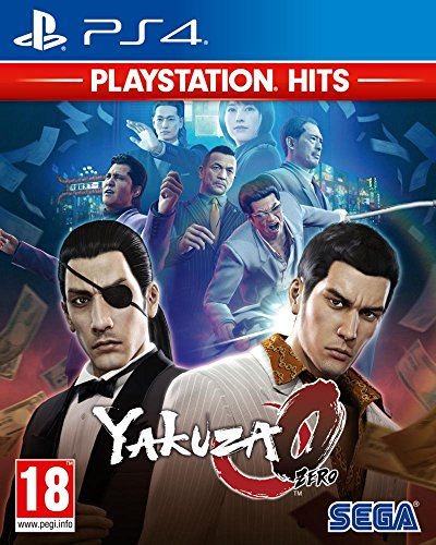 Yakuza Zero - PlayStation Hits [Importación francesa]