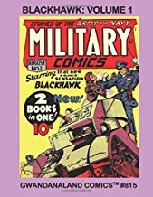 blackhawk comic books