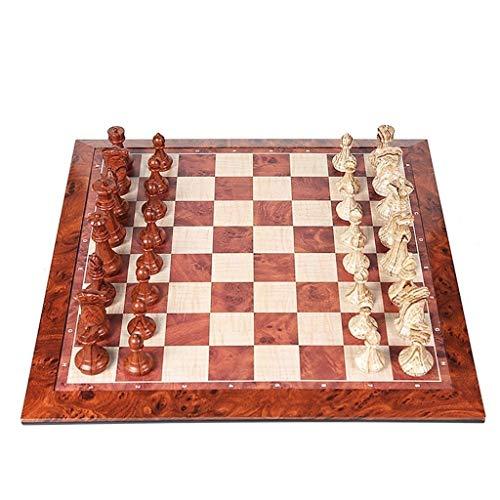 Xywh Schach in der Halle Tragbare Magnetic Chess Set-Sammlung Brettspiel Reise-Geschenk-Weihnachten toyplace Schach
