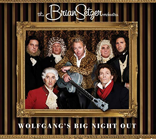 Top brian setzer orchestra cd for 2021
