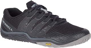 أحذية رياضية نسائية موديل Trail Glove 5 من Merrell، أسود/أسود، مقاس 9 أمريكي
