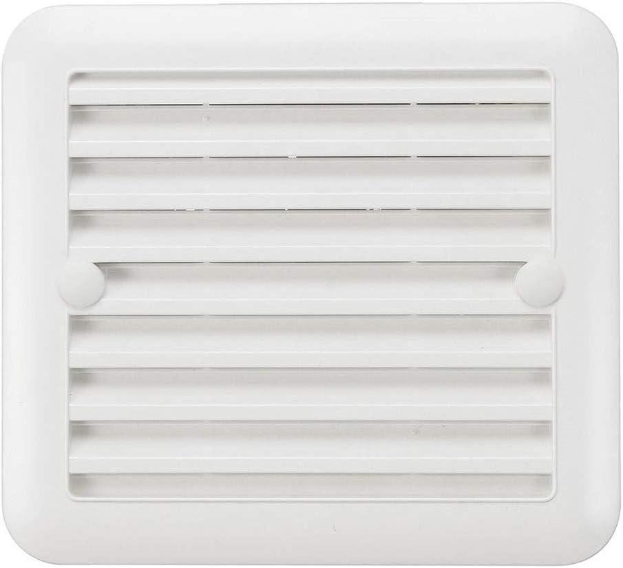 XJJZS Extractor de baño silencioso Impermeable, Ventilador de Escape, Ventilador Fuerte, Ventilador de ventilación Lateral para RVs, Ventiladores de ventilación de Ventana