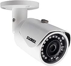 LOREX LNB4173B 4 Megapixel HD Weatherproof IP Security Bullet Camera, White