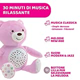 Zoom IMG-1 chicco first dreams orsacchiotto peluche
