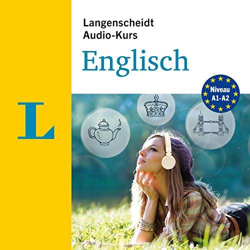 Langenscheidt Audio-Kurs Englisch: Niveau A1-A2 Titelbild
