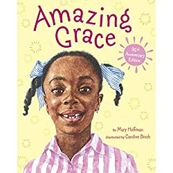 Amazing grace is one of the books about perseverance