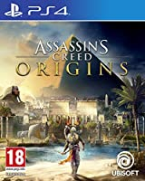 Assassin's Creed Origins PS4 (輸入版)