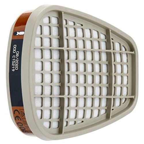 3M 60512016A1- Filtro per Serie 6000/7000 (confezione da 2)