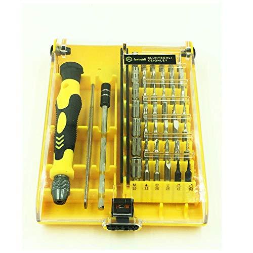 45-in-1 magnetische schroevendraaierset, schroevendraaierset, 45 bits + verlengstang