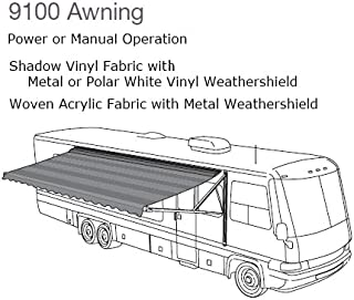 dometic power patio awning parts